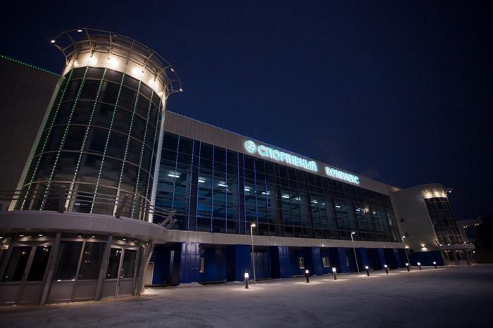 ВСургуте открылся новый современный спортивный комплекс