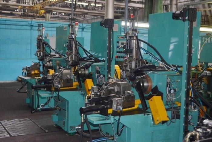 Модернизация промышленных производств России в 2017 году. Часть 2