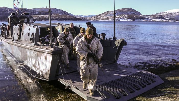 Что ждать «дивизиям вторжения» американских морпехов в России