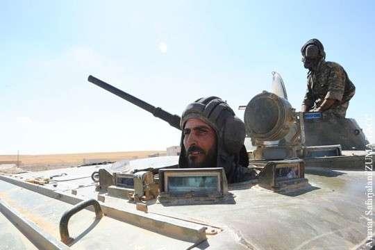 Террористический Израиль угрожает новым успехам сирийской армии