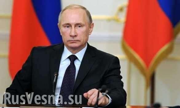Британский психолог раскрыл секреты Путина поязыку жестов (ВИДЕО) | Русская весна