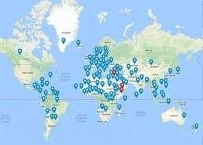 США ведут войну в 149 странах, окружая Россию террором