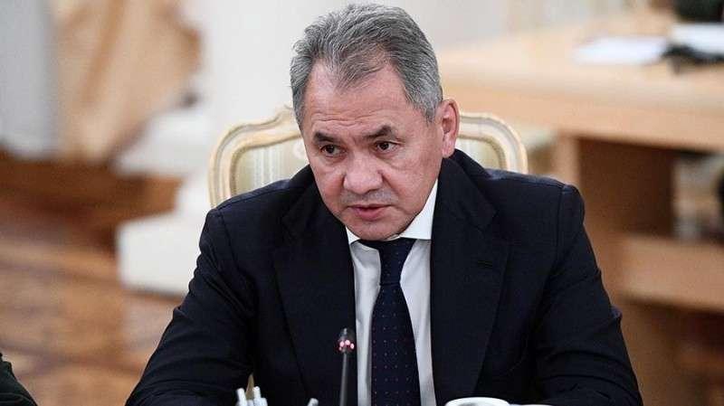 Сергей Шойгу назвал приоритет Вооруженных сил России