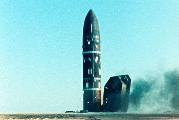 Командующий РВСН: «Одной такой ракеты, Владимир Владимирович, как раз на три штата хватит»
