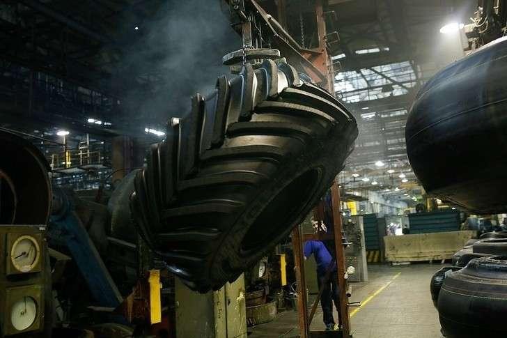 ВВолгоградской области открылась линия попроизводству сельскохозяйственных шин