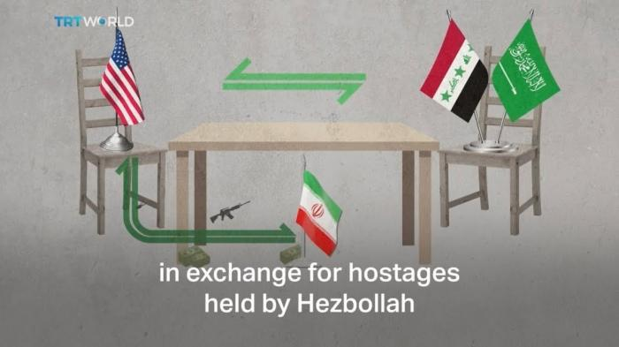 Как США взравщивали своих наёмников на Ближнем Востоке
