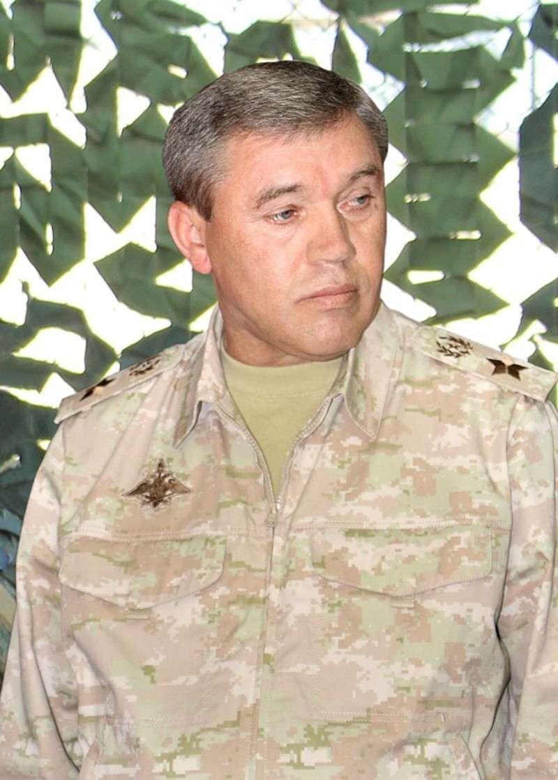 Начальник Генштаба Вооруженных сил России генерал армии Валерий Герасимов Фото: Министерство обороны РФ
