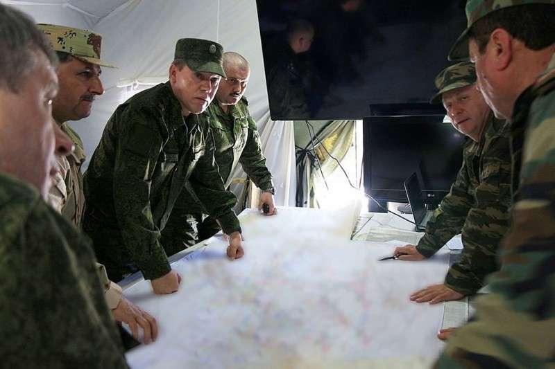 Разгром вооруженных формирований террористов в Сирии, стал одним из главных военных итогов уходящего года Фото: Министерство обороны РФ