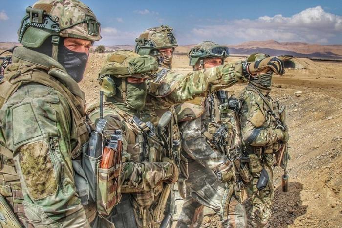Валерий Герасимов: «Русская армия переломила хребет ударным силам терроризма»