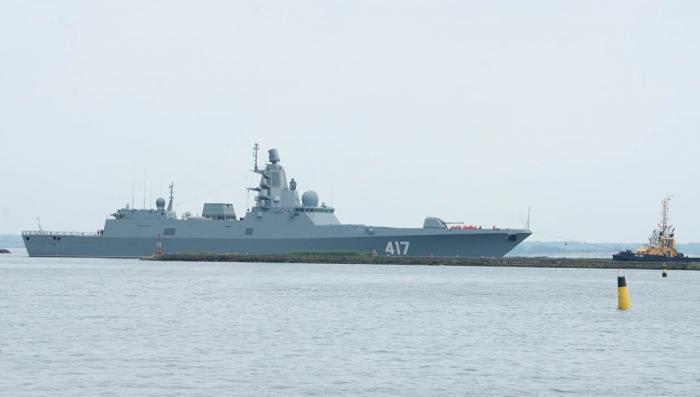 """""""Русские – не проблема"""": комментарии в СМИ о российском фрегате около Британии"""