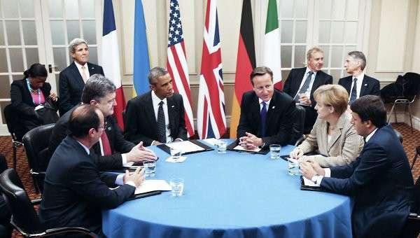 Mail & Guardian: Кризис на Украине раздувает НАТО, а не Россия