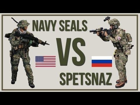 «Морские котики – это дети, по сравнению со Спецназом России», иностранцы