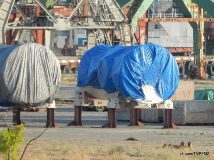 Скандал с крымскими турбинами Siemens незаметно «рассосался»
