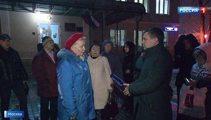 Рейдеры из московской фирмы «Энергия» пытаются оставить блокадницу без квартиры