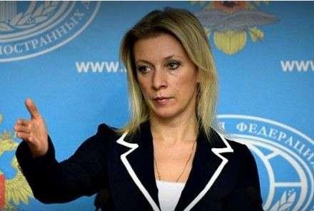 Мария Захарова обвинила Госдеп США в прямом вмешательстве в российские выборы