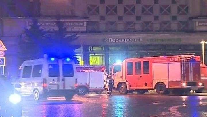 Теракт в Петербурге: взрывное устройство было начинённое поражающими элементами