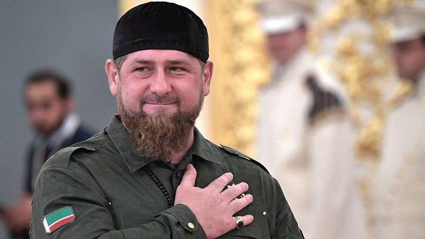 Кадыров ответил компании Facebook на блокировку своих аккаунтов в соцсетях