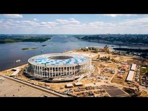 Фотообзор 12 стадионов. Как сейчас выглядят арены ЧМ-2018?