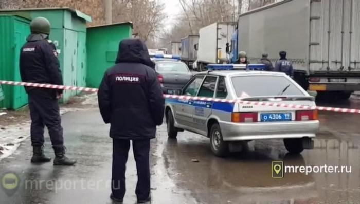 Стрелок-директор с фабрики «Меньшевик» пойман