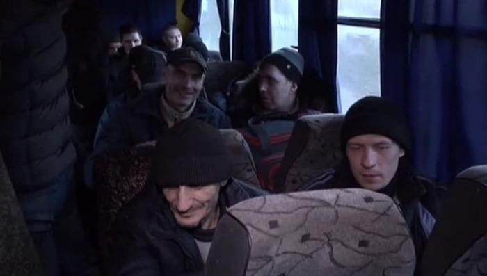В Донбассе реализован самый масштабный обмен пленными