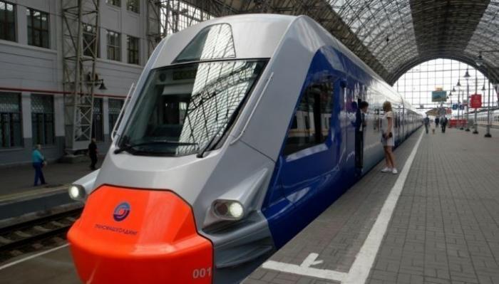 Электропоезд «Иволга» признан лучшим в России