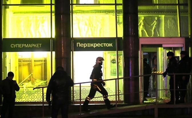 Теракт вПетербурге: спящие ячейки террористов проснулись под Новый год