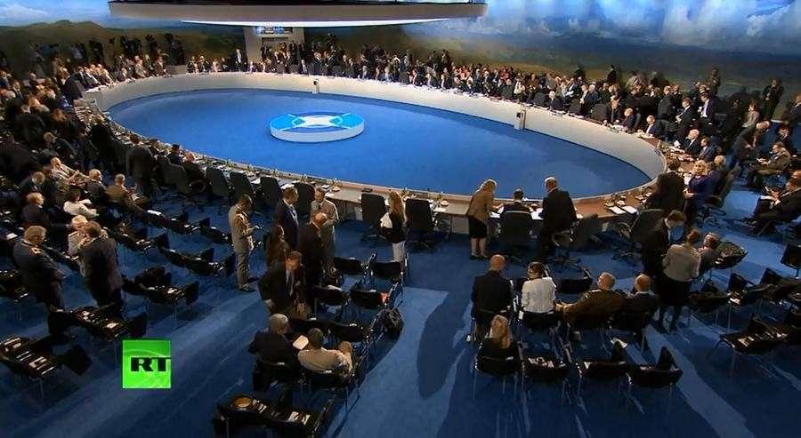 НАТО остаётся антироссийским альянсом и бандитом