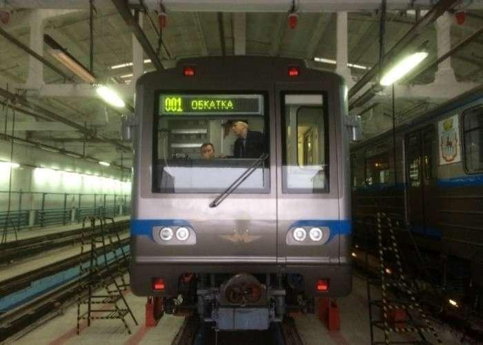 Метрополитен Нижнего Новгорода получил 23 новых вагона метро
