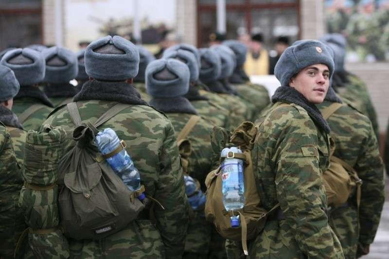 План осеннего призыва в России выполнен полностью – заявили в Генштабе