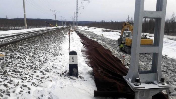 НаБАМе приступили к строительству участка железной дороги Хани– Тында