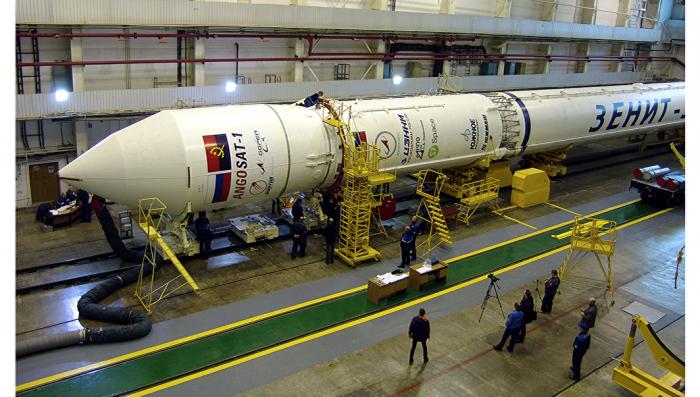 Первый ангольский спутник «воскрес»