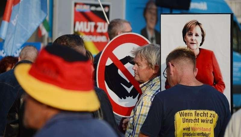 Меркель гуд-бай: почему немцы хотят сменить канцлера