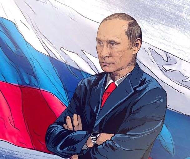 Der Spiegel: Владимир Путин перерос статус президента России, он стал легендой