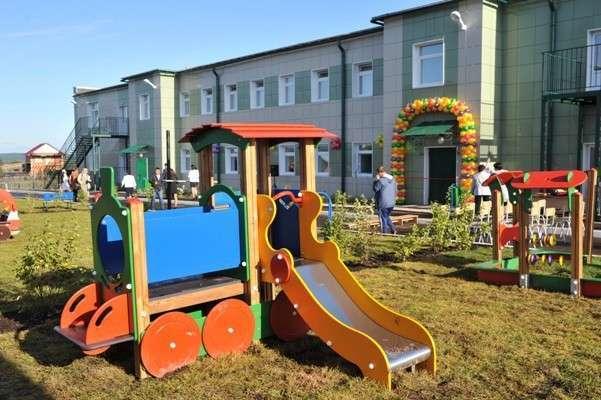 В Пермском крае открыты новые детские сады