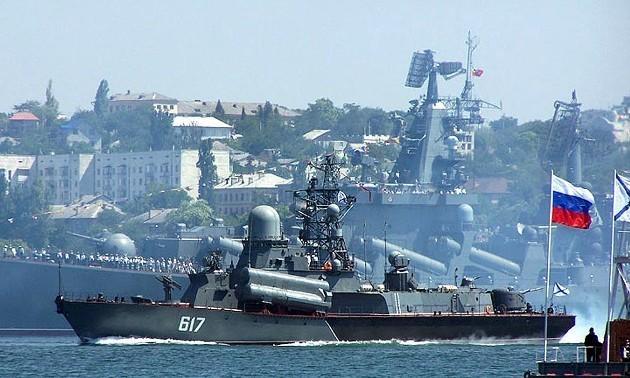 Владимир Путин ратифицировал соглашение по российской военно-морской базе в Тартусе