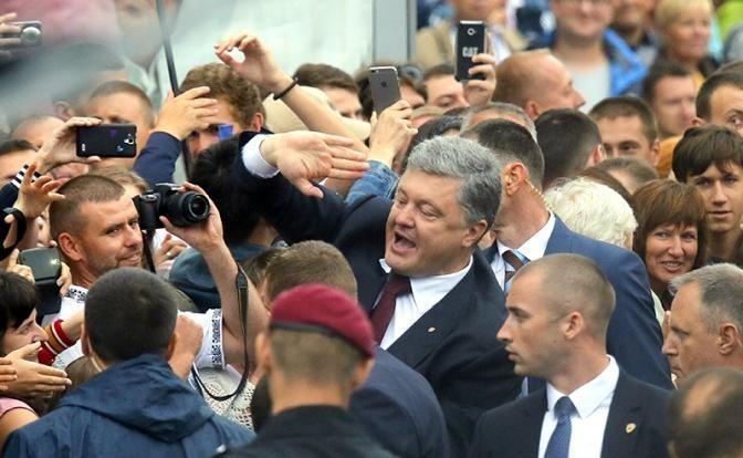 Еврейская оккупация Украины: долгое падение в бездну и разруху