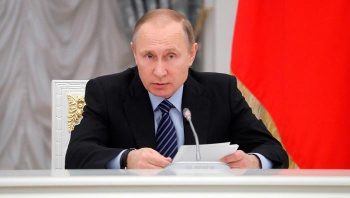 Владимир Путин ужесточил наказание для подстрекателей и вербовщиков террористов