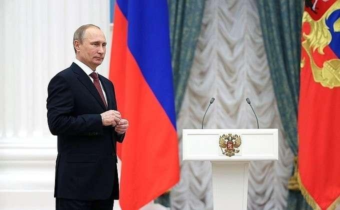 Как Трамп и Порошенко паразитируют на успехах Путина