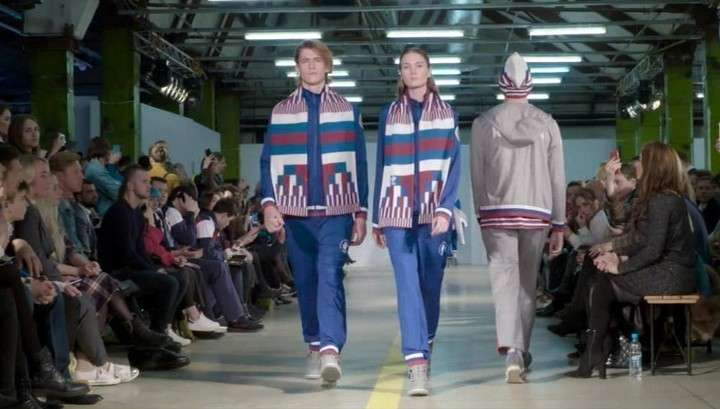МОК принял дизайн парадной формы российских спортсменов для Олимпийских игр