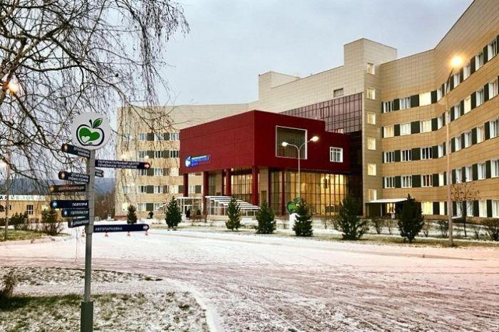 В перинатальном центре Красноярска ФСБ провела обыски