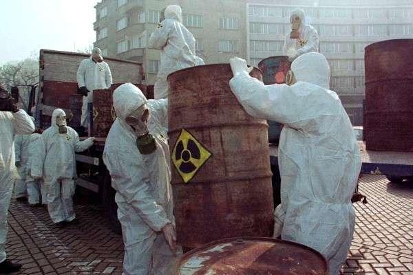 Белоруссия и Литва оказались на пороге холодной ядерной войны