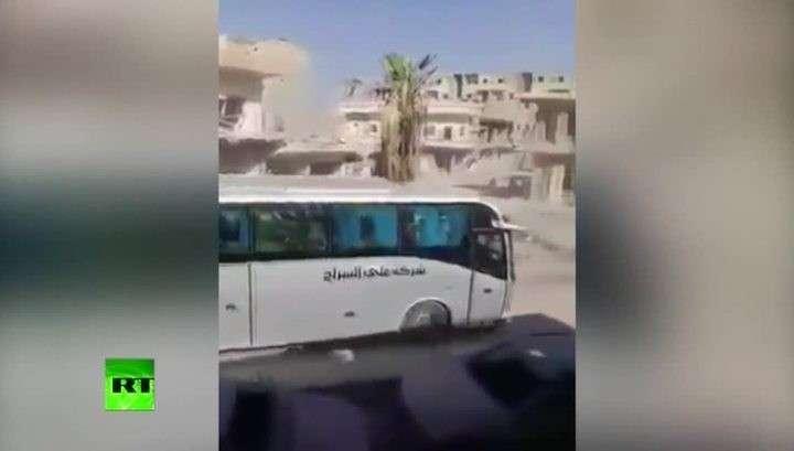 Пентагон признал, что помог своим наёмникам – ИГИЛовцам бежать из Ракки