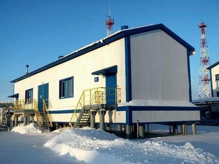 Водоочистные сооружения на ГНПС-1