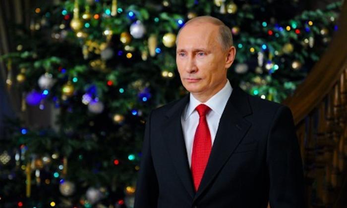 Владимир Путин поздравил глав государств иправительств зарубежных стран сНовым годом