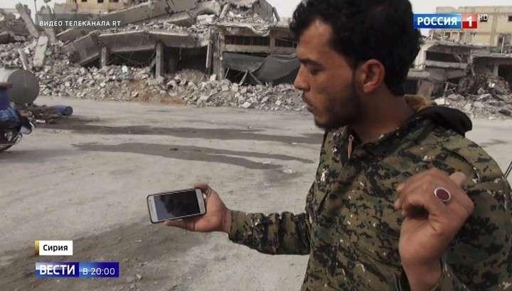 Американцы в Сирии перебрасывали своих наёмников-террористов зерновозами