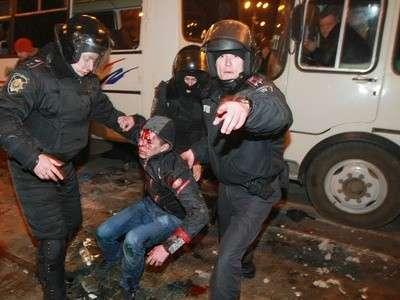 Губернатор Тарута устроил провокацию в Донецке