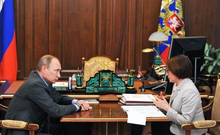 Национализация в России началась или новый срок президента Путина