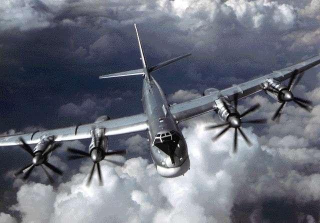 Австралию перепугали два российских бомбардировщика Ту-95