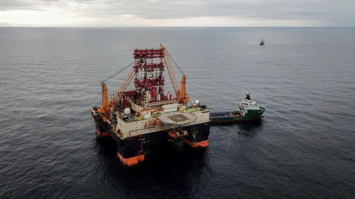 «Роснефть» приступила кбурению первой скважины нашельфе Чёрного моря