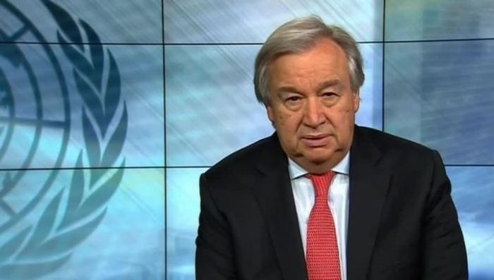Генеральный секретарь ООН обратился к населению планеты с предостережением